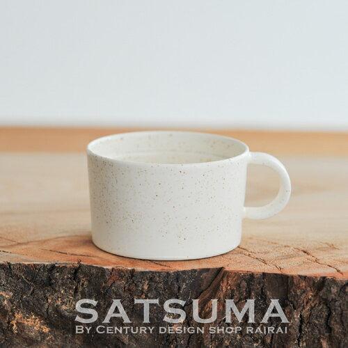 2016/ BIG-GAME コーヒーカップ (Sサイズ)/ホワイト 陶磁器【有田焼】画像