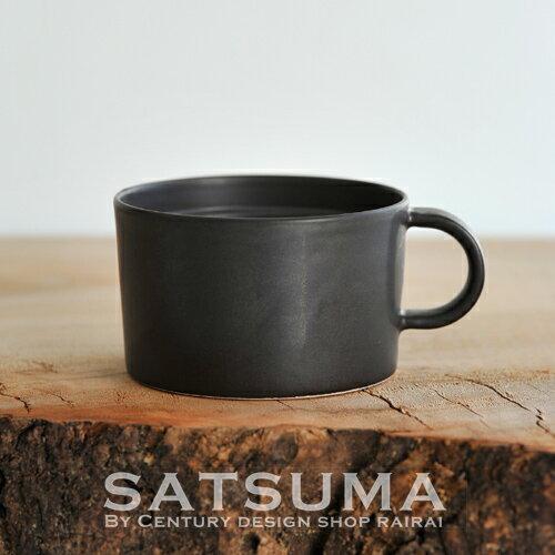 2016/ BIG-GAME コーヒーカップ (Sサイズ)/ブラック 陶磁器【有田焼】画像