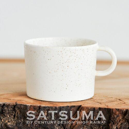 2016/ BIG-GAME コーヒーカップ (Lサイズ)/ホワイト 陶磁器【有田焼】画像