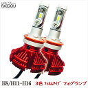 ティーダ H20.1〜 C11 フォグランプ LED