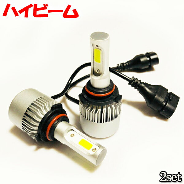 ライト・ランプ, ヘッドライト  UCF3031 LED HB3 9005 H12.8-H15.7