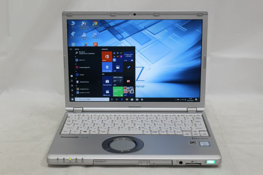 パソコン, ノートPC  12 Panasonic CF-SZ5PDQ6S Win10 i5 8G SSD256G Bluetooth Office