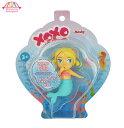 小さなマーメイドの水てっぽう XOXO お風呂 楽しい キッズ 水鉄砲 人魚 ヒトデ バストイ 子供 女の子 おもちゃ 玩具 プレゼント ギフト 誕生日