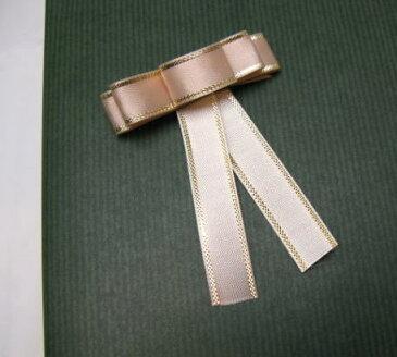 Gギフト用 リボン GOLD (商品を別途購入のお客様のみ)