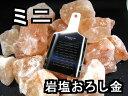 岩塩用おろし金【極細目】【ステン...