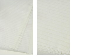 【メール便送料無料】コーリン 半衿(半襟) 絽 結婚式 成人式 フォーマル 白