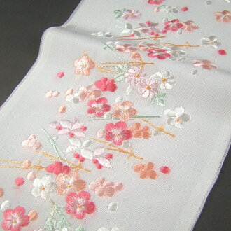 Decorate the collar 2697 Yen in the reviews mentioned fashionable embroidered kimono (Han-ERI) plum fliers wedding ceremony entrance ceremony kimono hakama