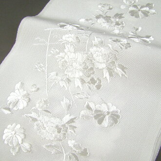 Bill 2569 yen (excluding tax) embroidered kimono (Han-ERI) and white / white precise chrysanthemum and Peony wedding ceremonies graduation ceremony entrance ceremony formal tomesode for black tomesode color tomesode embroidery Han-ERI