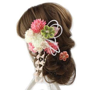 髪飾り 成人式 結婚式 つまみ...