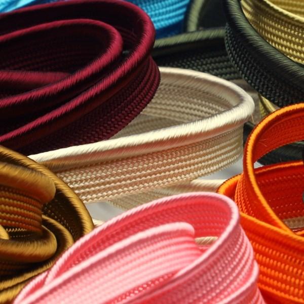 裁縫材料, リボン SIC 8mm 1 SHINDO