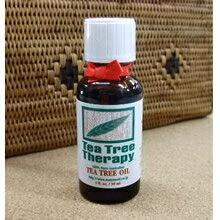 ★新価格★TEA TREE THERAPY社製薬用グレードのティーツリー(ティートゥリー)オイル15ml