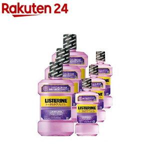 薬用リステリントータルケアプラス マウスウォッシュ 増量セット(1000ml+250ml*3コセット)【oralcare-5】【rank】【LISTERINE(リステリン)】