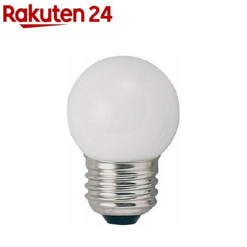 電球, 白熱電球  5W E26 G402605W(1)