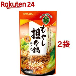 菜の匠 もやし担々鍋用スープ(750g*2コセット)