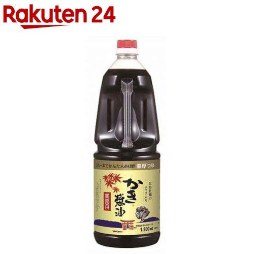 アサムラサキ かき醤油 1.8L