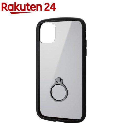 スマートフォン・携帯電話アクセサリー, ケース・カバー  iPhone11 TPU PM-A19CTSLFCRBK(1)