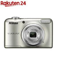 ニコン デジタルカメラ クールピクス A10 シルバー(1台)【クールピクス(COOLPIX)】