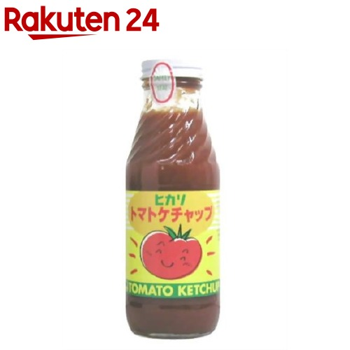 光食品 ヒカリ トマトケチャップ 400g
