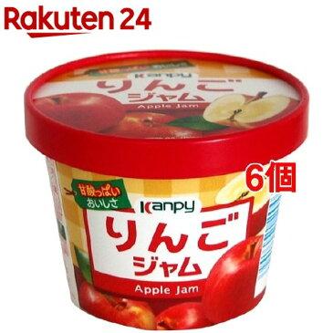 カンピー りんごジャム 紙パック(140g*6コセット)【カンピー】