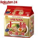 マルちゃん正麺 醤油味(105g*5食入)【マルちゃん正麺】