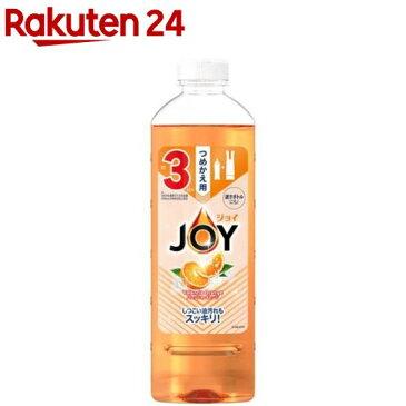 ジョイ コンパクト バレンシアオレンジの香り つめかえ用(440ml)【ジョイ(Joy)】
