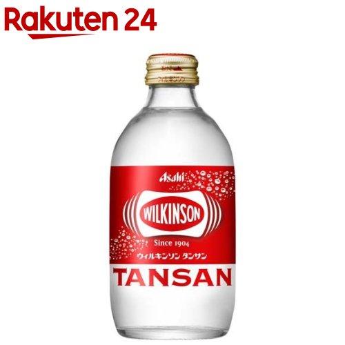 アサヒ飲料 ウィルキンソン タンサン ワンウェイびん 300×24