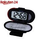 タニタ 歩数計 レッド PD641-RD(1台)