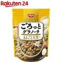 日清シスコ ごろっとグラノーラ 3種のまるごと大豆(400g...