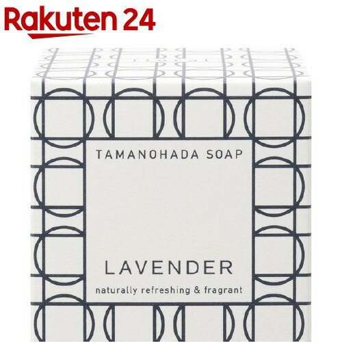 TAMANOHADA SOAP LAVENDER / 125g