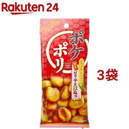 ポケポリ ジャイアントコーン ピリ辛えび塩味(32g*3袋セット)