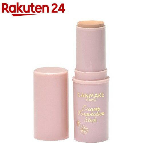 ファンデーション, クリームファンデーション (CANMAKE) 01 (1)(CANMAKE)