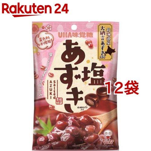 UHA味覚糖 塩あずき 袋109g