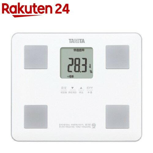 タニタ体組成計ホワイトBC-760-WH(1台) タニタ(TANITA)