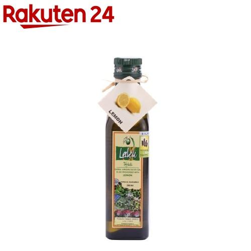 ミヤ恒産 ラーレリ エキストラバージン オリーブオイル レモン 228g 250ml [9343]