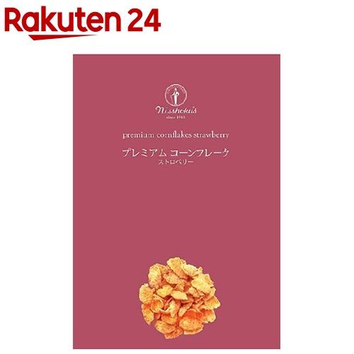 日本食品製造 プレミアムコーンフレーク ストロべリー 215g [0353]