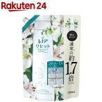 レノア リセット 柔軟剤 ヤマユリ&グリーンブーケの香り 詰替 特大(795ml)【レノア リセット】