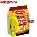 日清 チキンラーメン 具付き3食パック アクマのキムラー(264g*9コセット)【チキンラーメン】