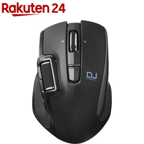 エレコム マウス ワイヤレス ハードウェアマクロ搭載 Sサイズ ブラック M-DWS01DBBK(1個)【エレコム(ELECOM)】