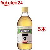 ミツカン 穀物酢(500ml*5コ)
