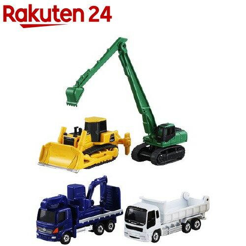 トミカトミカギフト建設車両セット5(1セット) トミカ