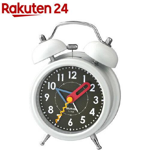 ノア精密 目覚まし時計 T-766 WH-Z MAG T766WHZ