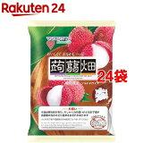 蒟蒻畑 ソルトinライチ味(25g*12個入*24袋セット)