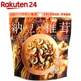 大豆習慣 納豆*椎茸 だし醤油味(6袋入)