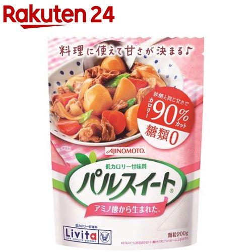 味の素 パルスイート 顆粒 袋入(200g) 大正製薬 リビタ