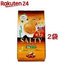 東ハト ソルティ 4種のナッツ(10枚入*2袋セット)