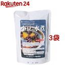 コジマフーズ 小豆の水煮(230g*3コセット)