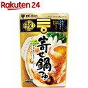 ミツカン 〆まで美味しい 寄せ鍋つゆ ストレート(750g)【〆まで……