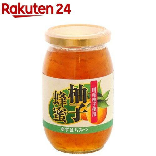 リケン 柚子蜂蜜 400g