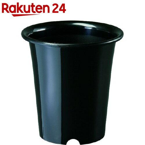 大和プラ販 ヤマト 洋ラン鉢 3L ブラック [1790]