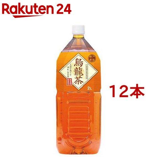 富永貿易 神戸茶房 烏龍茶 ペット 2L